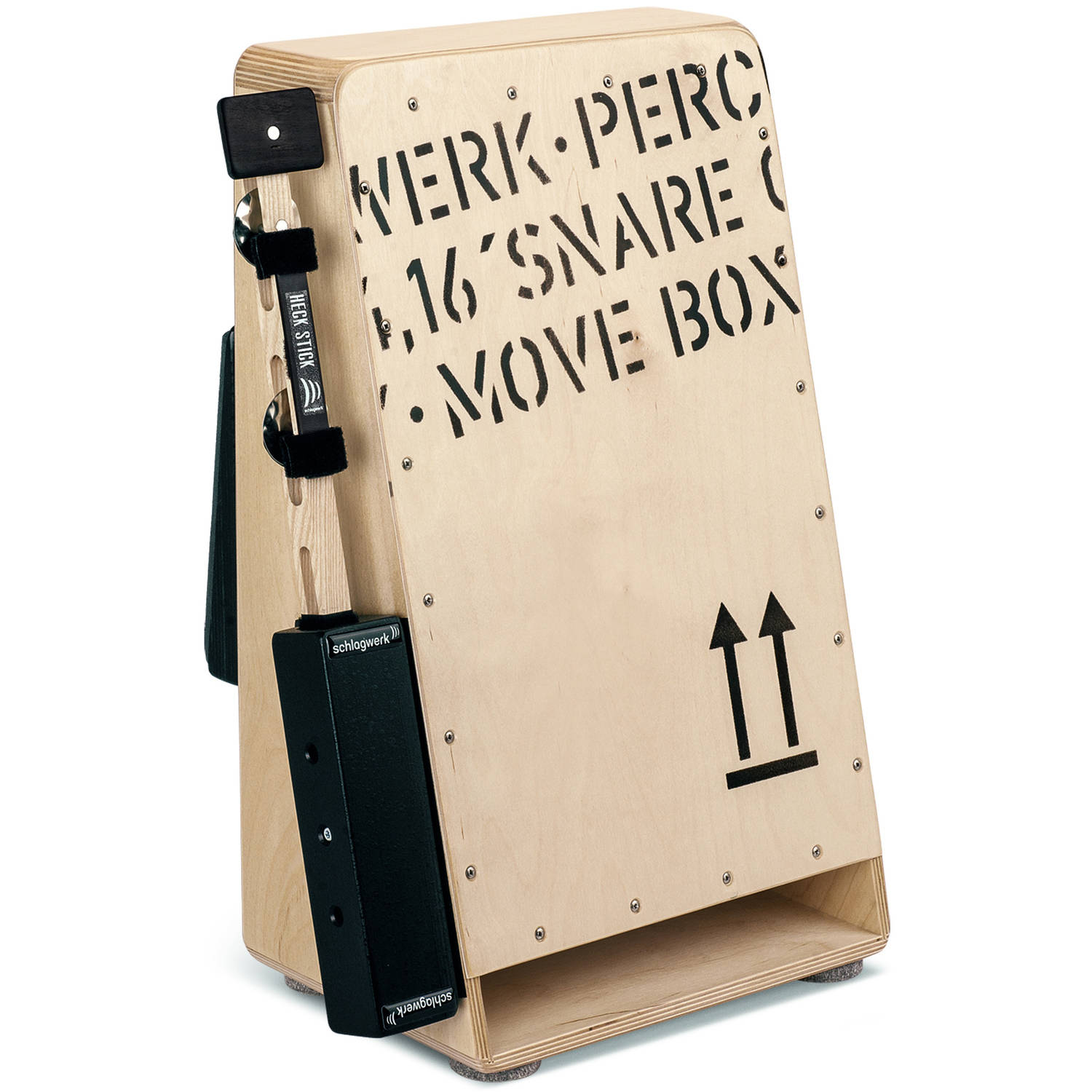 Schlagwerk Move Box: The Walk Cajon