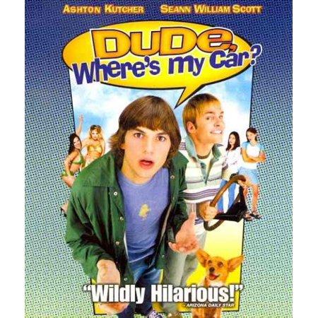 Dude, Where's My Car? Blu-ray Disc - image 1 de 1