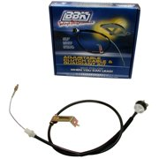 BBK PERFORMANCE 3517 79-95 FORD MUSTANG ADJUSTABLE CLUTCH CABLE (ONLY) FOR USE WITH BBK OR AFTERMARKE
