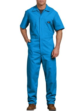 Product Image Men s Short Sleeve Deluxe Poplin Coverall e39eac2f3035