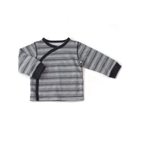 Kapital K Long Sleeve Kimono Wrap Cardigan Top (Baby (Baby Boy Cardigan)