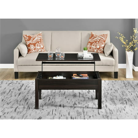 Mainstays Lift-Top Coffee Table, Multiple Colors Monaco Coffee Table Set