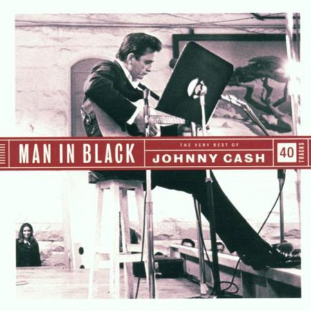 Man in Black the Very Best of Johnny C (CD) (Best Countries For Blacks)
