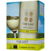 Oak Leaf Pinot Grigio Wine, 3 L