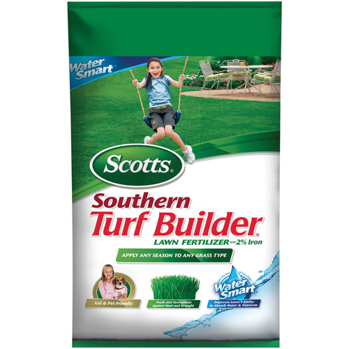 Scotts Turf Builder Southern Lawn Food, 15,000 sq ft