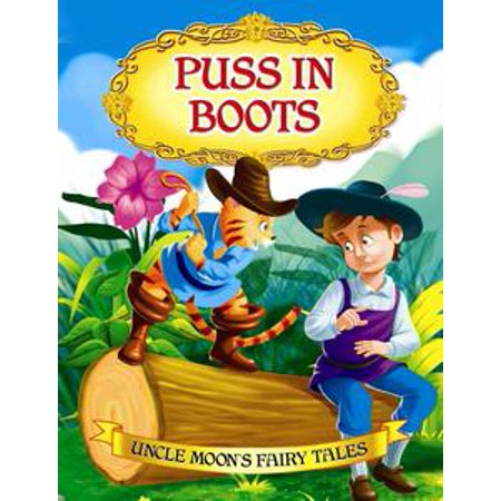 Puss in Boots - eBook (Puss In Boots Costume Adult)