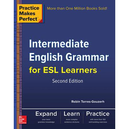 Practice Makes Perfect Intermediate English Grammar for ESL Learners - Halloween For Esl Students