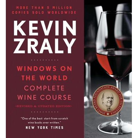 Everything Wine Book - Kevin Zraly Windows on the World Complete Wine Course : Revised and Expanded Edition