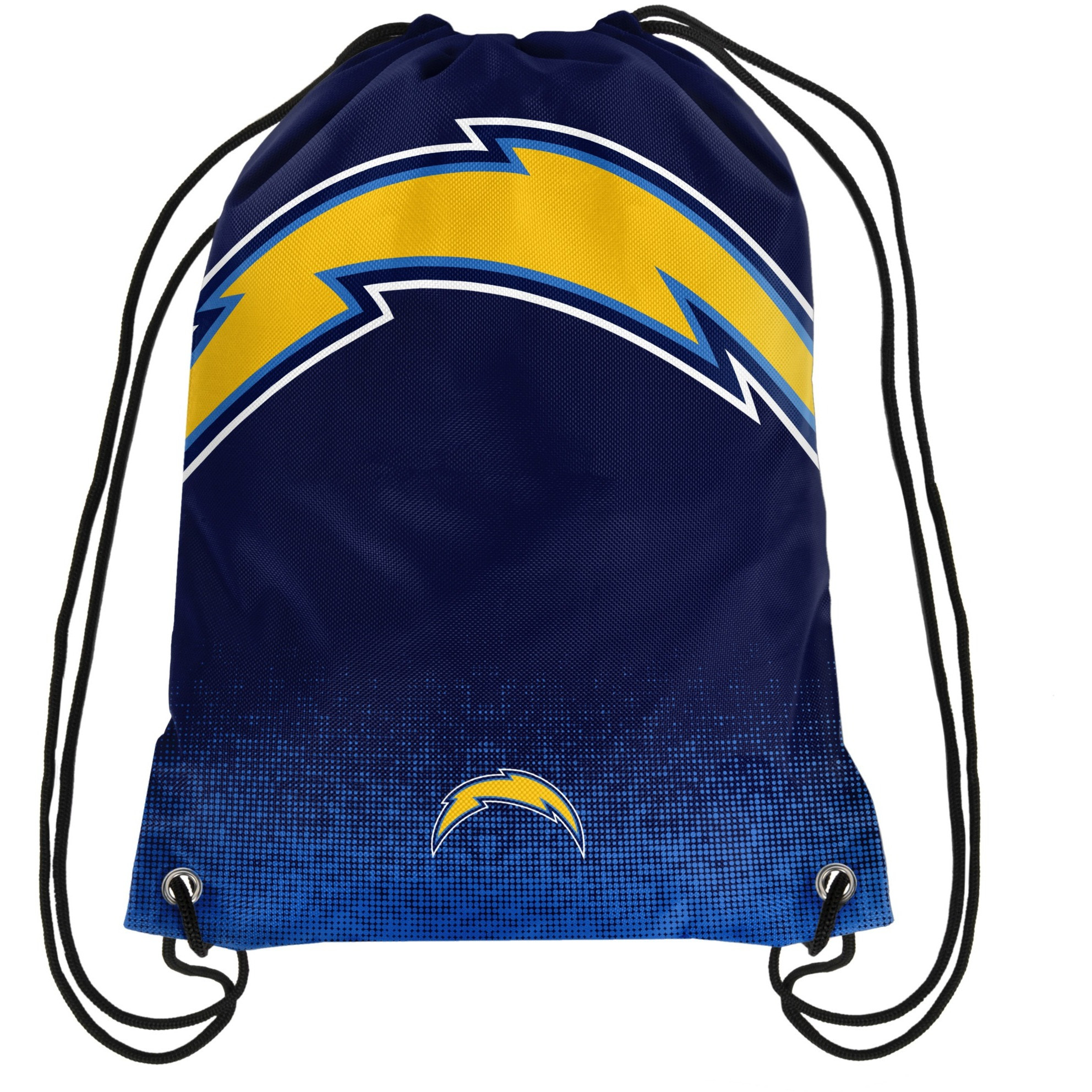 San Diego Chargers NFL Gradient Drawstring Backpack