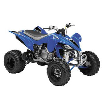 New Ray Toys 1:12 Scale ATV Die-Cast Replica Yamaha YFZ450 2008 Blue 42833A 24 Scale Airplane Replica