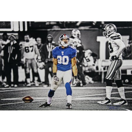 Victor Cruz Celebration vs. Cowboys Cruuuzzz B with Color Accents Horizontal 20