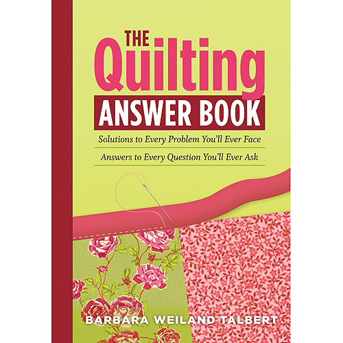 Workman Publishing The Quilting Answer Book