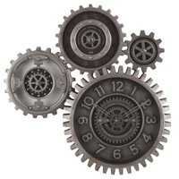 Deals on Better Homes & Gardens 53918 Four-Gear Motion Clock