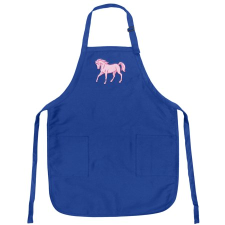 - Horses Apron Mens or Womens for Grilling Barbecue Kitchen Tailgating Horse Theme Aprons Famous Broad Bay Quality