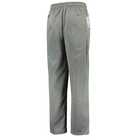Detroit Lions Nike Youth Performance Pants - Gray ()
