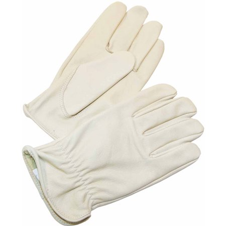 Ladies Leather Driving Gloves - LFS Small Womens Leather Drivers Gloves