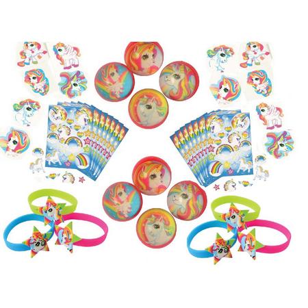 Mythical Unicorn Favor Bundle for 12 (Unicorn Items)