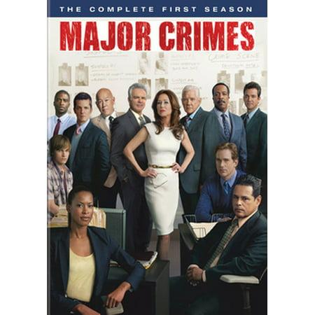Major Crimes: The Complete First Season (DVD) ()