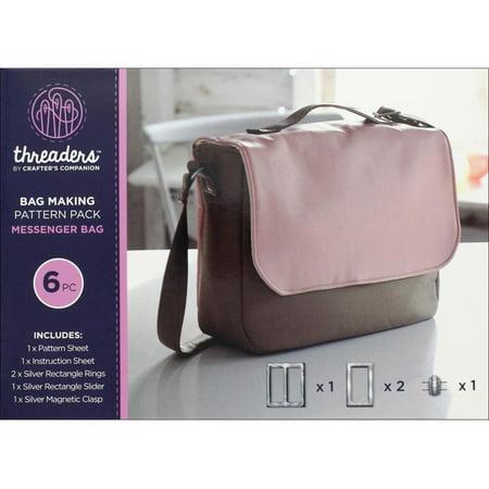- CC Threaders Kit Messenger Bag