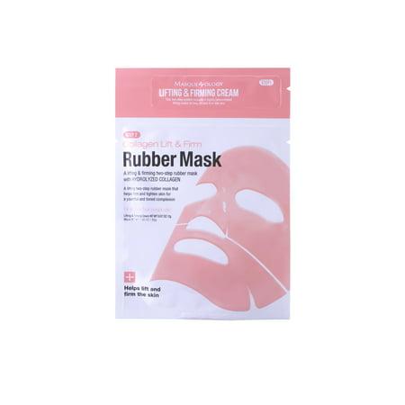 Masqueology Collagen Lifting & Firming Rubber Mask