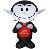 Deals on Gemmy Industries Yard Inflatables Candy Vampire 3 ft