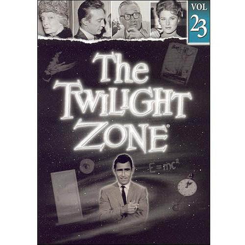 The Twilight Zone, Vol. 23 (Full Frame)