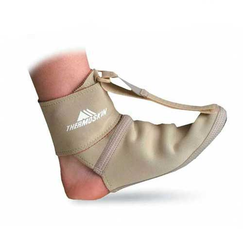 Thermoskin Medicine (Thermoskin Plantar FXT Beige - 2X-Large)