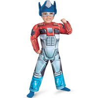 Optimus Prime Rescue Bot Muscle Toddler Costume