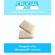 2 Honeywell HCM-525 Humidifier Wick Filters, Part # AC813, D13C, D13