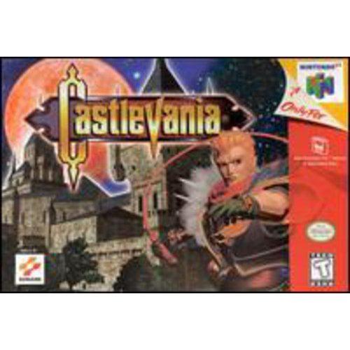 Konami Castlevania 64