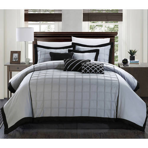 Reynold 8-Piece Bedding Comforter Set