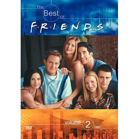 The Best Of Friends Vol 2 (DVD) (Jennifer Aniston Best Hair)
