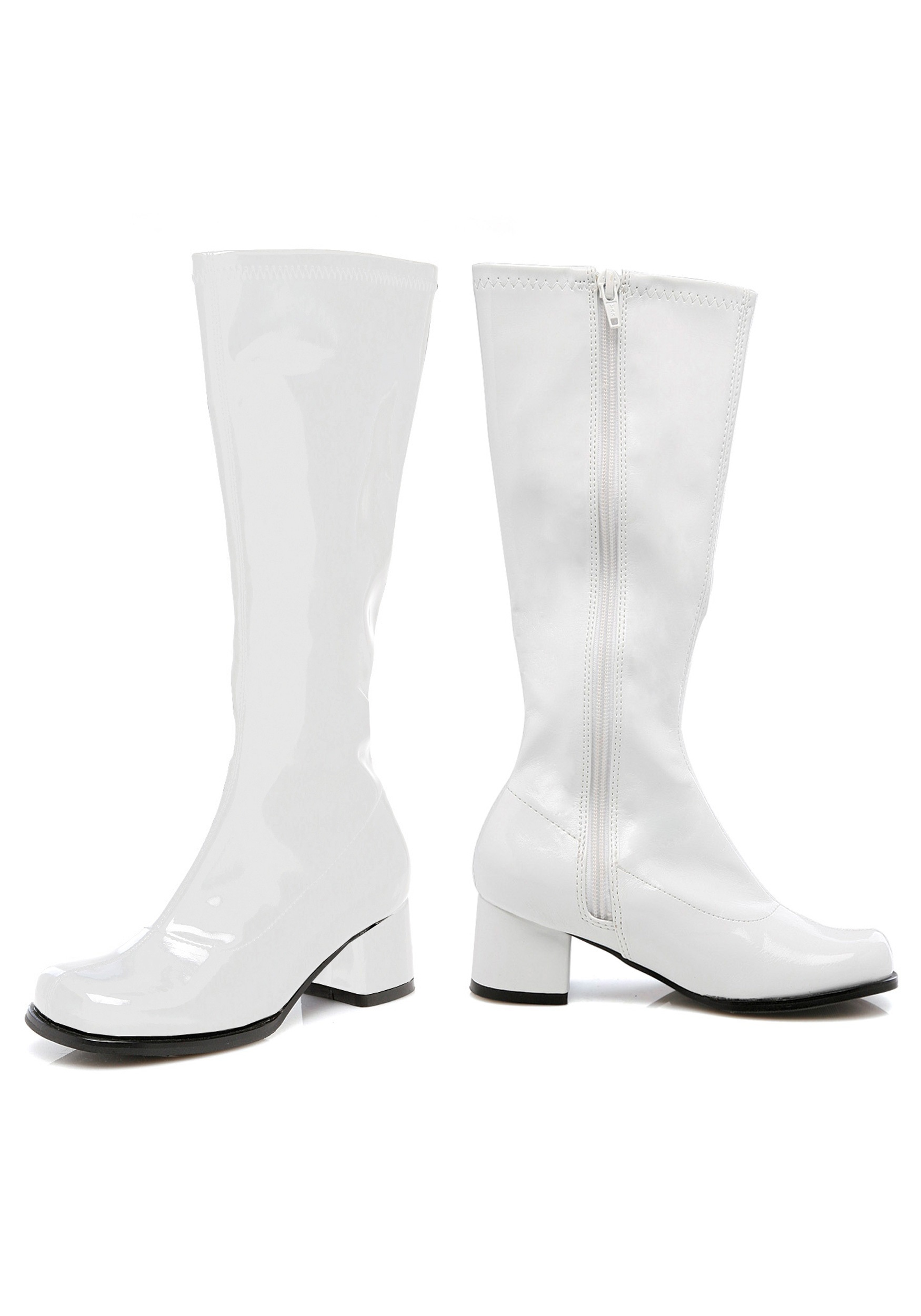 FUN Costumes - Toddler White Gogo Boots