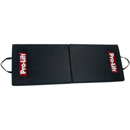 Pro-lift c-1000 black 47u0022 folding work pad