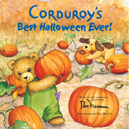 Corduroy's Best Halloween Ever!](15 Children That Have Won Halloween)