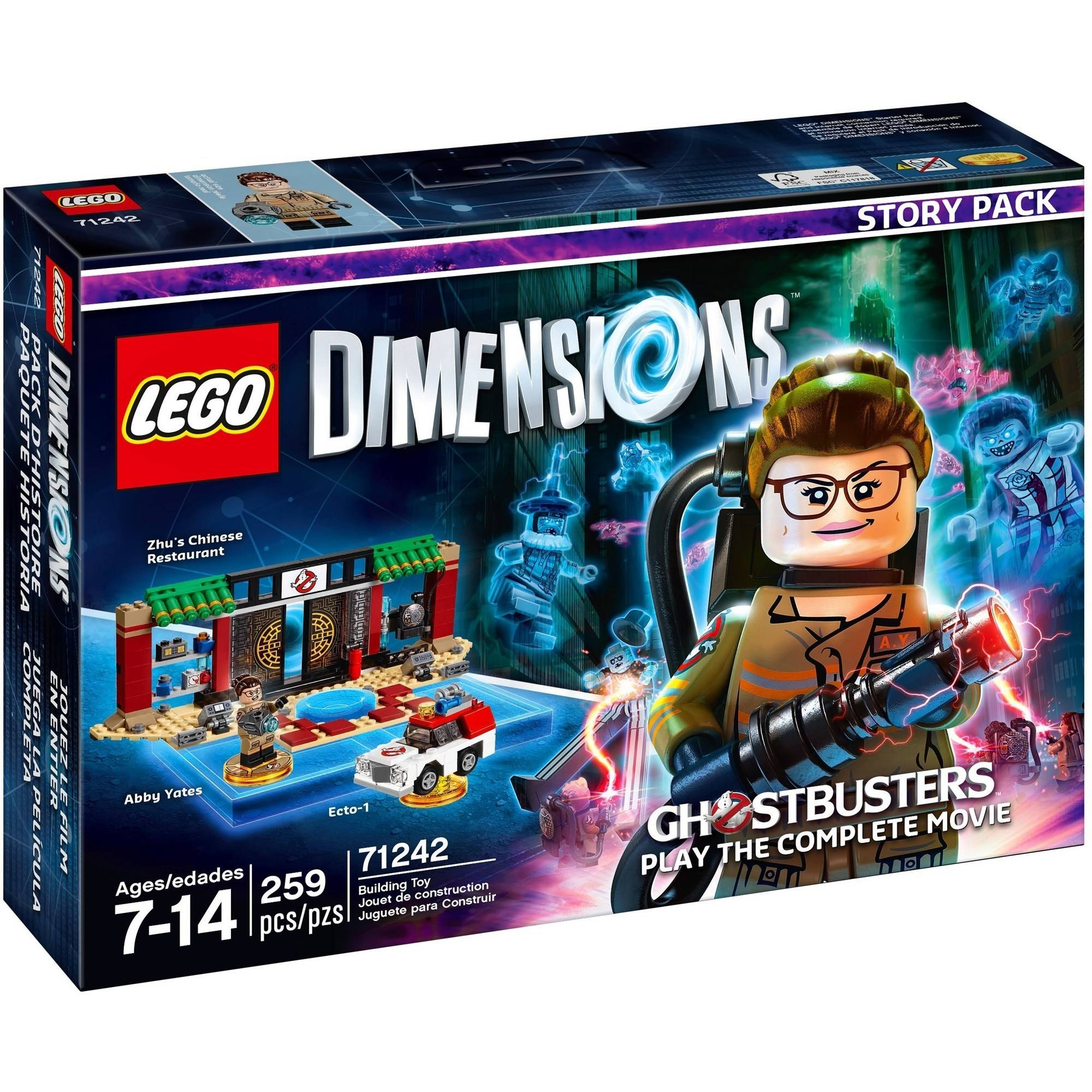 LEGO Dimensions New Ghostbusters Story Pack (Universal)