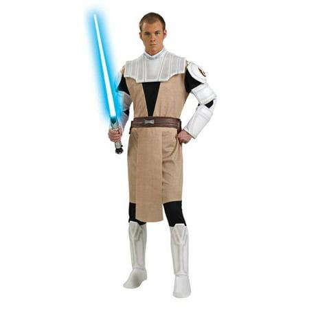 Costumes For All Occasions Ru888797Xl Obi Wan Kenobi Dlx Adult Xl