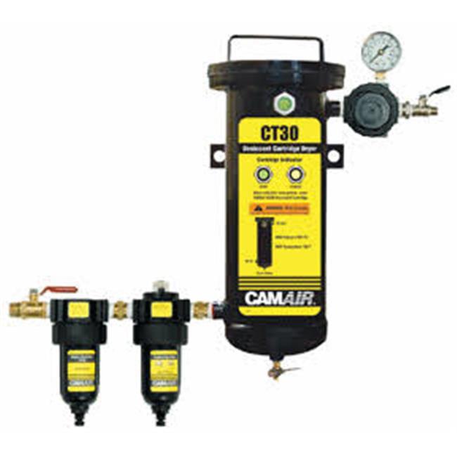 Devilbiss DEV-130522D CAMAIR CT Plus 5 - Stage Filtration System