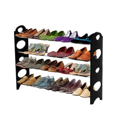 Shoe Rack Grocery Store