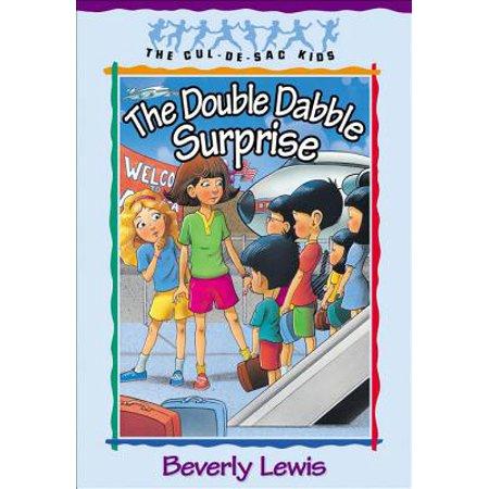 Double Dabble Surprise, The (Cul-de-sac Kids Book #1) - eBook