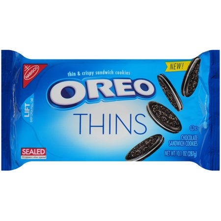 Personalized Oreo Cookies - Oreo Thins Cookies, 10.1 Oz