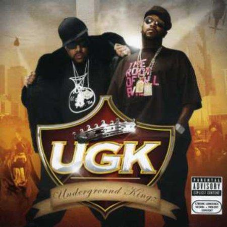 Underground Kingz (explicit) (CD) (Underground Hip Hop Instrumentals)