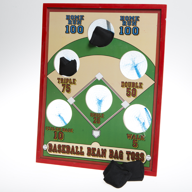 Baseball Beanbag Toss Game by Fun Express, Inc.