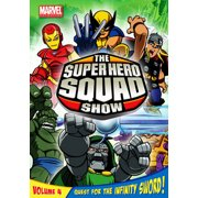 The Super Hero Squad Show Volume 4: Quest for the Infinity Sword (DVD)
