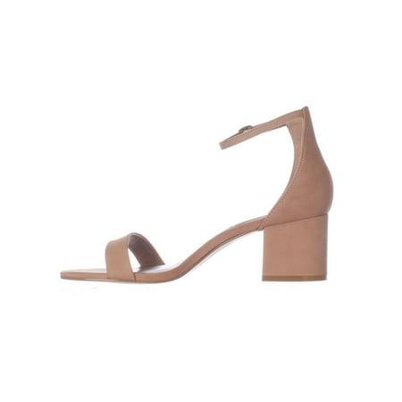 249569346949 Steve Madden Irenee Heeled Ankle Strap Sandals, Tan - image 6 of 6 ...