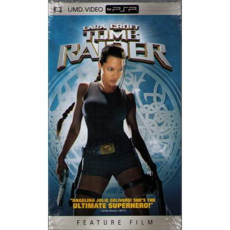 Lara Croft Tomb Raider UMD for Sony PlayStation PSP Video Movie