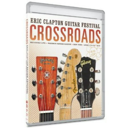 Eric Clapton: Crossroads Guitar Festival 2013 (DVD) ()