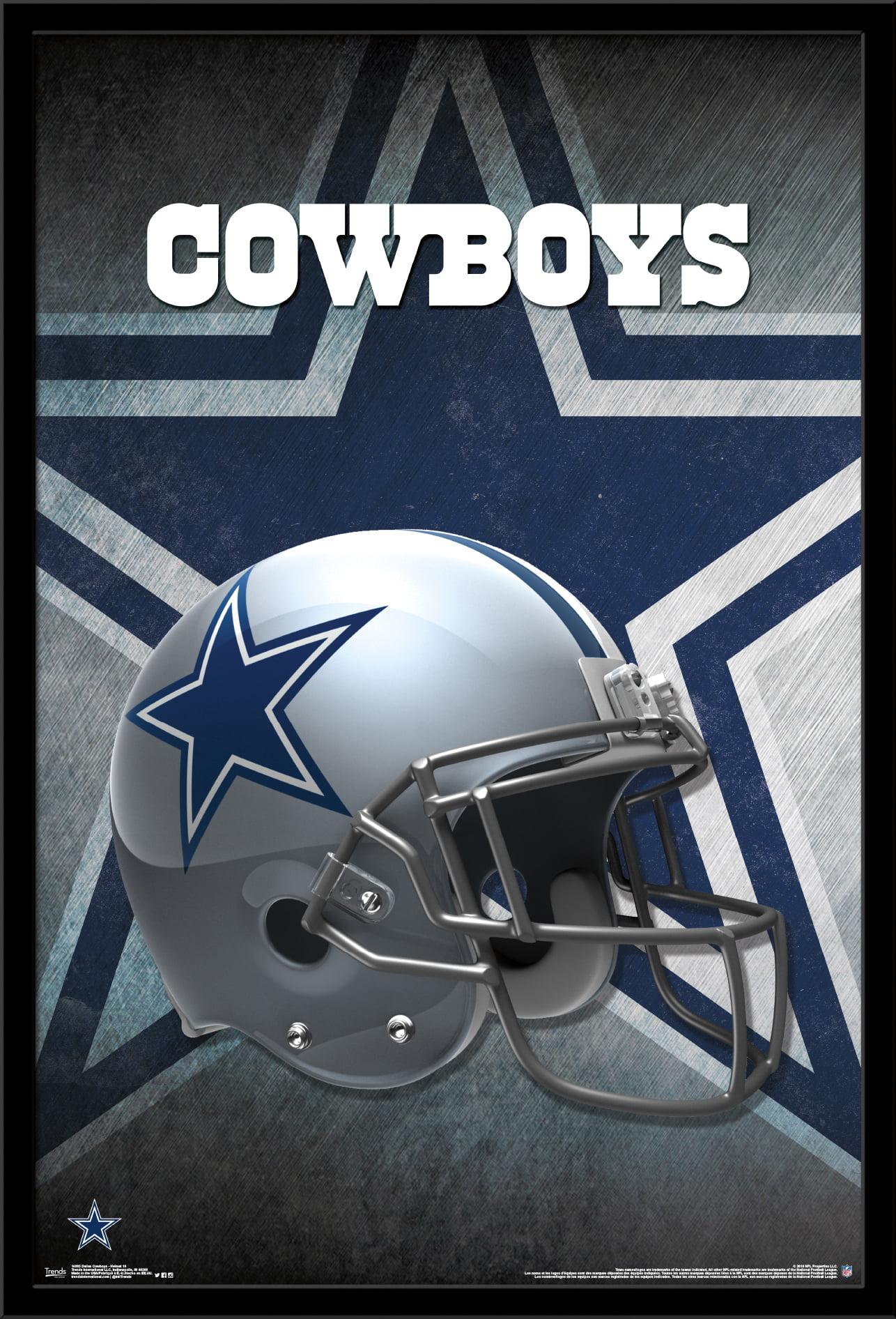 fc9975327 Dallas Cowboys - Helmet - Walmart.com