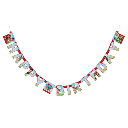 PAW Patrol Birthday Party Decoration Banner 759 Ft
