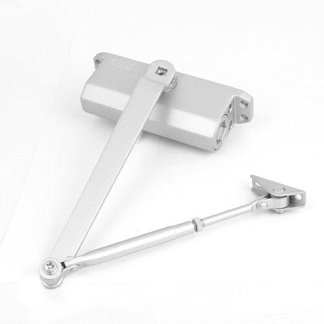 Alliage aluminium porte automatique automatique commercial for Actigramme a 0 porte automatique